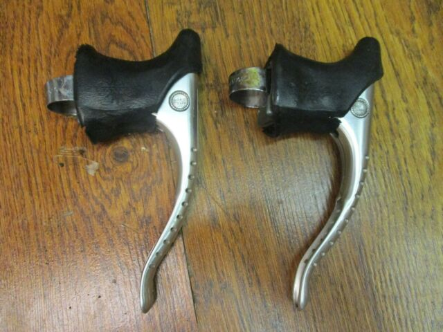 Brown with Super Record the world NEW Campagnolo brake hoods New