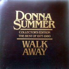 Donna SUMMER Walk Away-The Best of 1977-1980