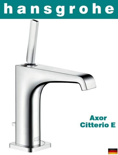 Hansgrohe AXOR Citterio E 36100000 Single Lever Basin Mixer 125 W ...