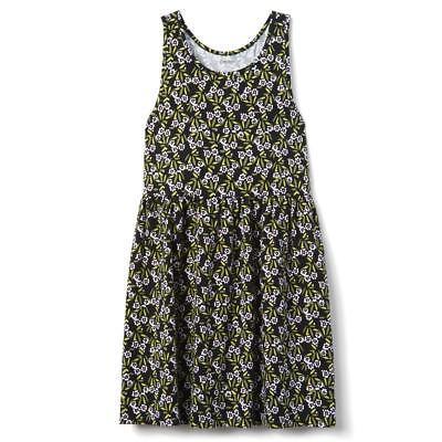 NWT Gymboree Girls Camp Must Haves Blue Denim Button Down Dress size 7