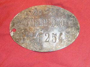 plaque-machine-zinc-a-identifier-034-PORTIERE-DROITE-034-deco-indus-atelier-usine-loft