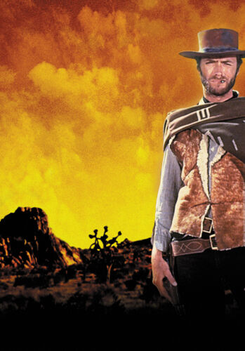 The good the bad /& the ugly #21 movie poster