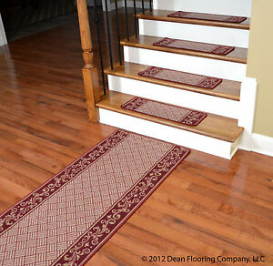 Image Is Loading Dean Washable Non Skid Carpet Stair Treads W