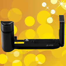 Quick Release L-Bracket & Camera Vertical Grip Mount FUJIFILM FUJI XT20 X-T20