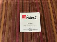 Jcpenney Jcp Home Bedskirt Striped Tailored Cotton 15 Drop Multi Red