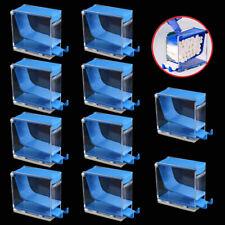 New Listingusa Dental Dentist Cotton Roll Dispenser Holder Storage Organizer Box Press Type