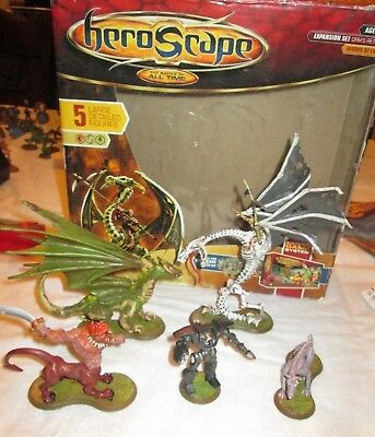 Orm/'s Return Dund Heroscape Heroes of Laur Free Shipping Available