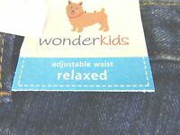 Infant/toddler Jeans, By Wonderkids, 100% Authentic Denim, Relaxed Jeans