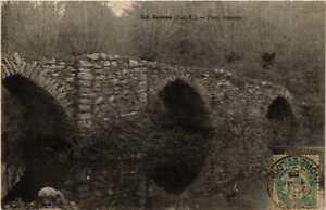 CPA-Esvres-Pont-romain-611705