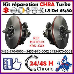 CHRA-TURBO-Nissan-Almera-Kubistar-Micra-1-5-KP35-1672CAA240-82ACAXD-1672CBA240