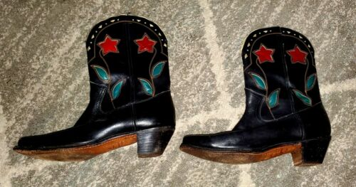 GORGEOUS Vintage Custom Handmade Size 10D Men West