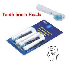 Electric Tooth brush Heads 4PCS Replacement For Braun Oral B 2017 Care