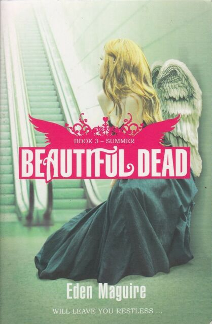 Eden Maguire BEAUTIFUL DEAD: SUMMER SC Book