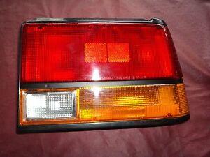 Passenger Side Marker Light Toyota Corolla 1984 1985 Right Side