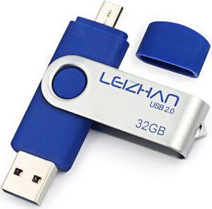 Cle-USB-32-GO-2-en-1-Micro-Usb-Dual-Drive-Pour-Android-Smartphones-Tablette-PCs