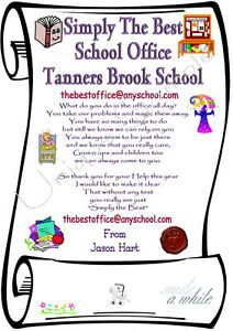 SCHOOL-OFFICE-PERSONALISED-THANKS-CARD-GIFT-Laminated-Card