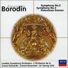Borodin: Symphonies Nos. 2 & 3; Polovtsian Dances (CD, Apr-2002, Decca)