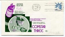 1978 Comstar Three Atlas-Centaur Cape Canaveral Domestic Communication NASA USA