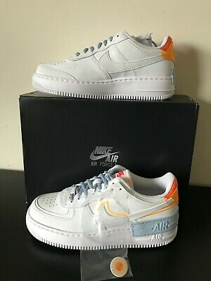 Nike Air Force 1 Shadow Dc2199 100 Kindness Day 2020 Us 9 5 194500268937 Ebay Nike air force 1 low easter (w) (2020) uk5. nike