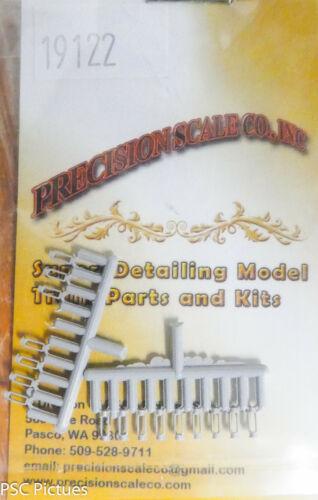 Sn3 16 Plastic Parts Precision Scale Sn3 #19122 Turnbuckles