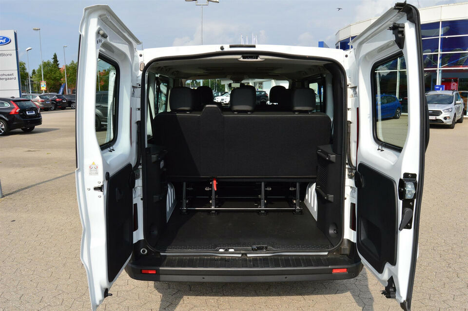 Fiat Talento 1,6 Ecojet 125 L1H1 Combi d, Diesel, årg. 2018