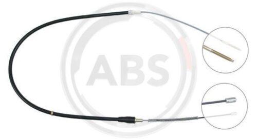 Handbremsseil Seile hinten rechts 2x A.B.S links für VW Lupo 6X1 1.0-1.7