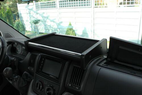 Peugeot Boxer a partir de 2006 ajuste grifería mesa fondos archivador archivador mesa gris