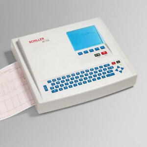 Schiller-AT-102-ECG-EKG-Machine-REPAIR-SERVICE-TICKET