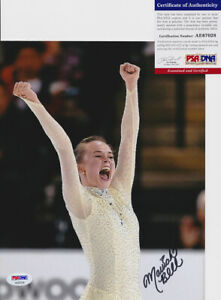 Mariah-Bell-US-Figure-Skater-Signed-Autograph-8x10-Photo-PSA-DNA-COA-2