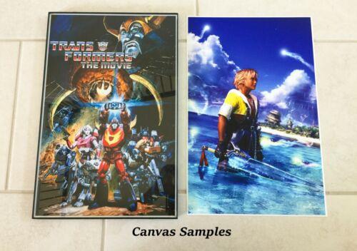 Lunar Silver Star Complete Harmony PS1 PSP Sega CD OTH532 RGC Huge Poster