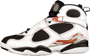 wholesale dealer 11e1e 4fe7b Image is loading 2007-Nike-Air-Jordan-8-VIII-Retro-LS-