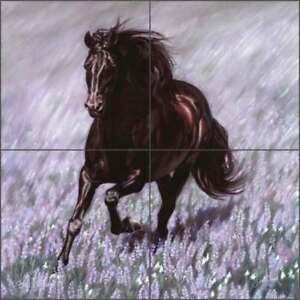 Horse-Tile-Backsplash-McElroy-Equine-Art-Ceramic-Mural-KMA023
