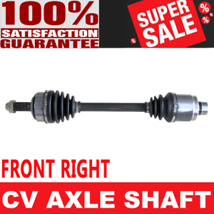 front right cv axle assembly for acura tl 04 08 manual transmission rh ebay com 2000 Acura TL 2000 Acura TL