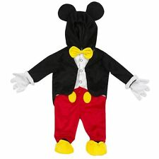 Toys R US Infant Mickey Mouse Costume - 9 Months (AN3-2019-577197-NIB)