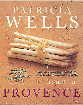 Patricia Wells at Home in Provence, Wells, Patricia, Very Good Book