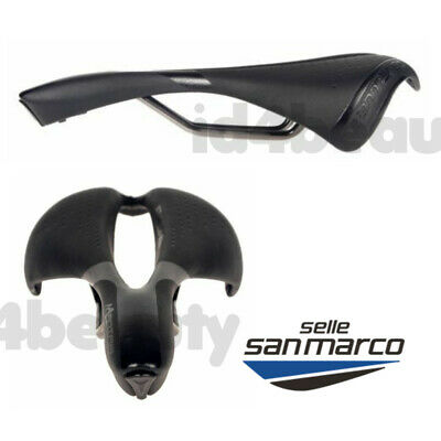 Selle San Marco Mantra Racing Open Fit Wide 194g Saddle w//Xsilite Rails NEW