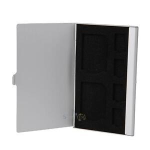 6-in-1-Aluminum-Micro-SD-TF-Memory-Card-Storage-Box-Protector-Case-Holder-Silver