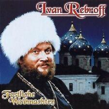 IVAN REBROFF - FESTLICHE WEIHNACHTEN  CD NEU