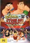Flintstones WWE Smackdown (DVD, 2015)