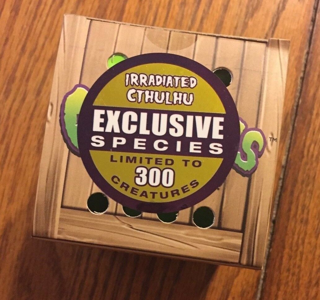 SDCC 2018 Exclusive Exclusive Exclusive Cryptozoic Cryptkins Irradiated Cthulhu cifra LE300 IN He 8fc49c