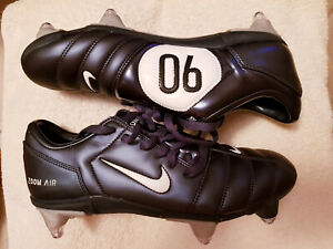 Nike-Air-Zoom-Total-90-III-SG-Chaussures-De-Football-Taille-6-uk-Brand-New-extremement-rare