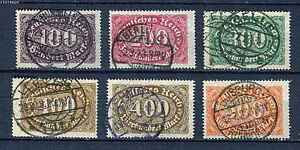 German-Reich-Better-Inflation-set-from-1922-used-value-60