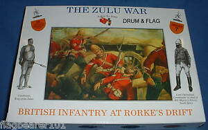 A-CALL-TO-ARMS-SET-7-BRITISH-INFANTRY-AT-RORKES-DRIFT-1-32-SCALE