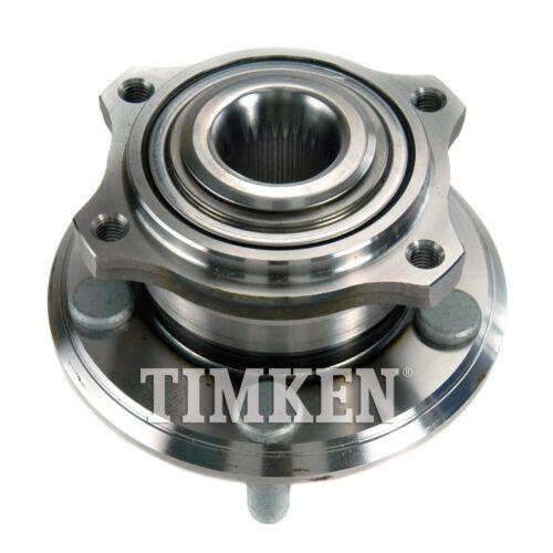 Wheel Bearing and Hub Assembly Rear Timken HA590358