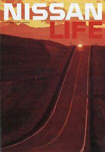Berichte & Zeitschriften Nissan Live 1994 4/94 Serena Prairie Pro Mode Finnmark 1994 Auto Zeitschrift Und Verdauung Hilft