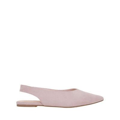 NEW Miss Shop Sling Blush Pump Pink