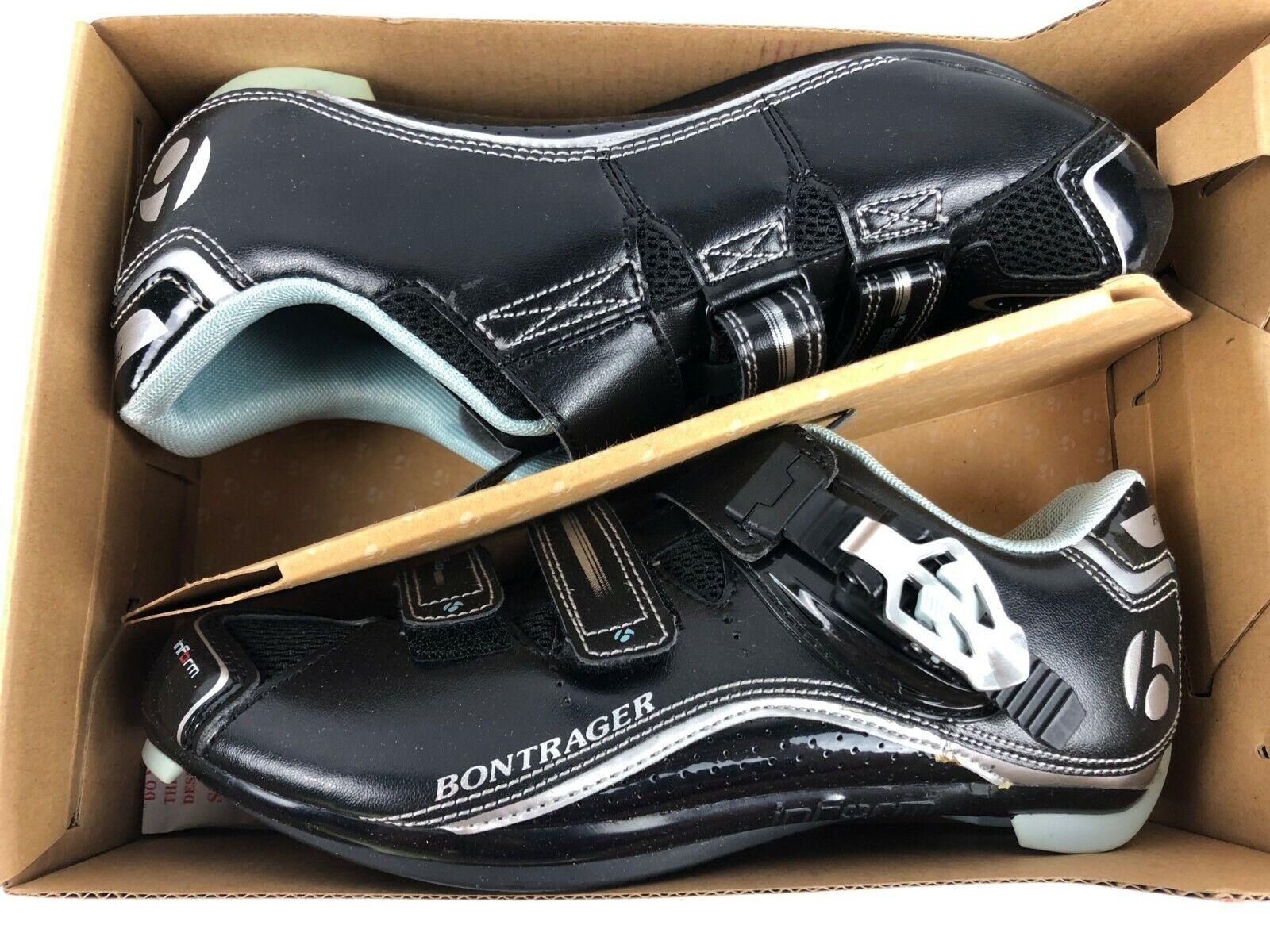 Bontrager Race DLX Wouomo Road scarpe US 7.5 3y