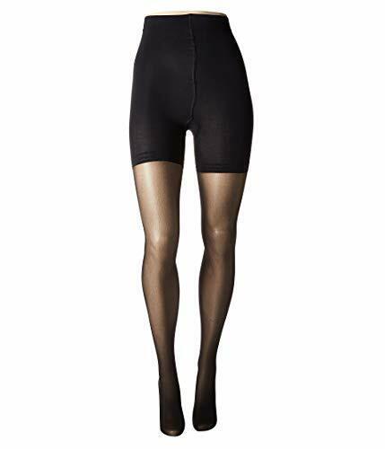 DKNY Women's Sheer Satin Ultimate Toner, black 124, Medium, Black 124, Size