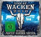 Wacken 2010-Live At Wacken Open Air incl.BluRay von Various Artists (2011)