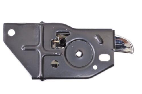 Interior Inner Inside Door Handle Chrome Left Driver Side fits Hyundai Sonata